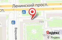 Схема проезда до компании Лит-Издат Феникс в Санкт-Петербурге