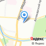 LinuxFormat на карте Санкт-Петербурга
