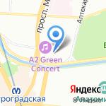 Система-Сервис на карте Санкт-Петербурга