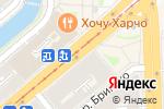 Схема проезда до компании Шеф-кебаб в Санкт-Петербурге