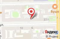 Схема проезда до компании Экида в Санкт-Петербурге