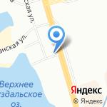 Эмилинк на карте Санкт-Петербурга