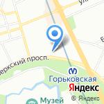 Teletime на карте Санкт-Петербурга