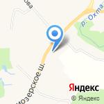 Декорпласт на карте Санкт-Петербурга