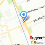 Be Very на карте Санкт-Петербурга