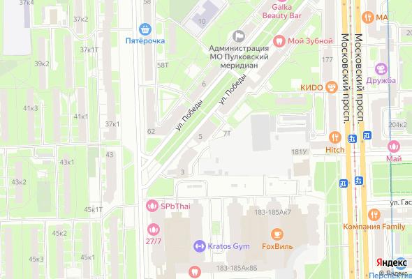 купить квартиру в ЖК Победы 5