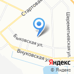 Русский стандарт на карте Санкт-Петербурга