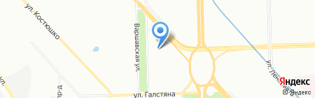 РОСТОРФИНВЕСТ на карте Санкт-Петербурга