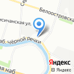 Правовой Мир на карте Санкт-Петербурга