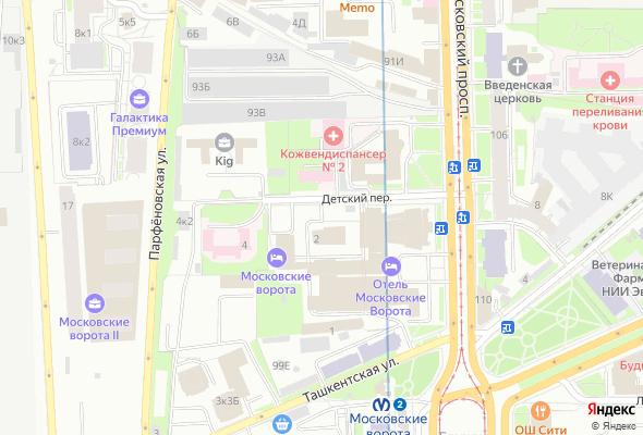 купить квартиру в ЖК Апарт-комплекс М97