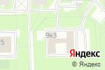 Схема проезда до компании Мицар в Санкт-Петербурге