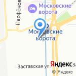 ИЛЛЮЗИУМ на карте Санкт-Петербурга