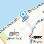 Школьный центр на карте Санкт-Петербурга