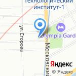 Арт-Механика на карте Санкт-Петербурга