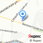 Best friends bar на карте Санкт-Петербурга