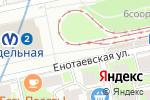 Схема проезда до компании Киоск по продаже рыбы в Санкт-Петербурге