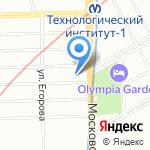 АМ! на карте Санкт-Петербурга