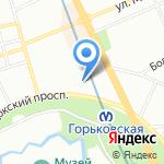 Спорт Прайм на карте Санкт-Петербурга