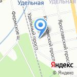 FM Строй на карте Санкт-Петербурга