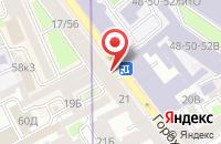 Схема проезда до компании Столица и Усадьба в Санкт-Петербурге