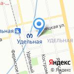 Puri на карте Санкт-Петербурга