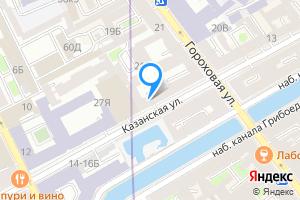 Снять комнату в Санкт-Петербурге Адмиралтейский район, Казанская ул., 23