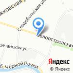 Санлайн-Строй на карте Санкт-Петербурга