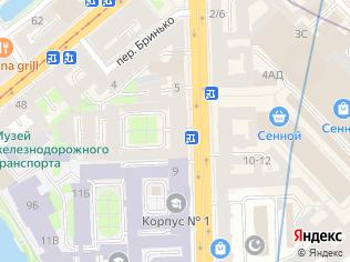 Продажа торгового помещения 800 м2, метро Садовая