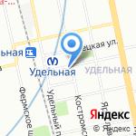 Все для дома на карте Санкт-Петербурга