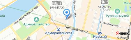 SHUGARING.BIZ на карте Санкт-Петербурга