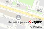 Схема проезда до компании ТехПриборСистема в Санкт-Петербурге