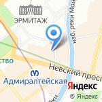 DomTime на карте Санкт-Петербурга