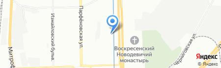 РоссРента на карте Санкт-Петербурга