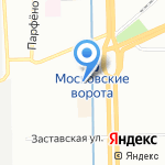 Day & Opera на карте Санкт-Петербурга