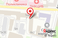 Схема проезда до компании Дианко в Санкт-Петербурге