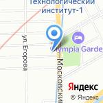 Ваше право на карте Санкт-Петербурга
