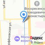 Doming на карте Санкт-Петербурга