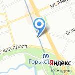 Русское декоративное искусство на карте Санкт-Петербурга