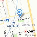 БелРособувь на карте Санкт-Петербурга