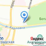 Make It на карте Санкт-Петербурга