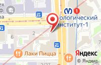 Схема проезда до компании Крюгер в Кемерово