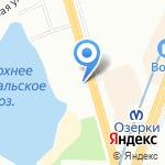 Мир самоваров на карте Санкт-Петербурга