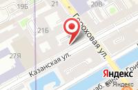 Схема проезда до компании Праздник-Спб в Санкт-Петербурге