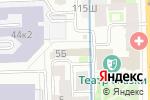 Схема проезда до компании Реабилитация ребенка. Центр Г.Н. Романова в Санкт-Петербурге