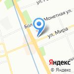 English Forward Studio на карте Санкт-Петербурга