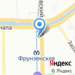 Юнит на карте Санкт-Петербурга