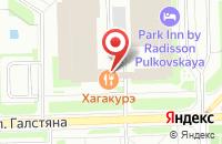 Схема проезда до компании Диво в Санкт-Петербурге