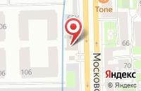 Схема проезда до компании Компания Лакрон в Санкт-Петербурге