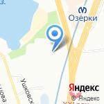 Детская балетная школа Ильи Кузнецова на карте Санкт-Петербурга