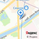 Юридическая Фирма Поймановой на карте Санкт-Петербурга